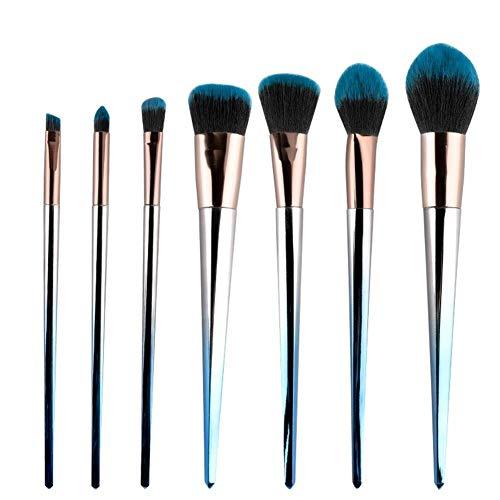 Beauty Brush 7 Eye Shadow Brush Make-up Tools Make-up Brush Professionele Make-up Brush Sets Losse Poeder Penseel Geen spoor Foundation Penseel