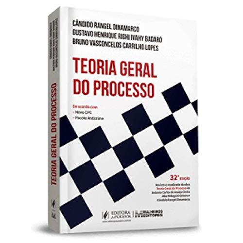 Teoria Geral do Processo 32Edição2020