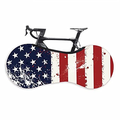 HGTRH Copertura da Interni per Biciclette, Anti Graffio Copertura da Interni per Biciclette, per Esterni Interni Adatto per Pneumatici 26-29 Pollici Mountain, Road, MTB Bike