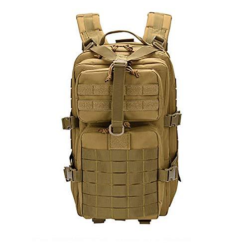 LKOP Mochila táctica Militar 45 litros Capacidad Mochila Mochila de 3 días de Asalto del ejército para la Caza, Senderismo y Camping y Otras Actividades al Aire Libre D
