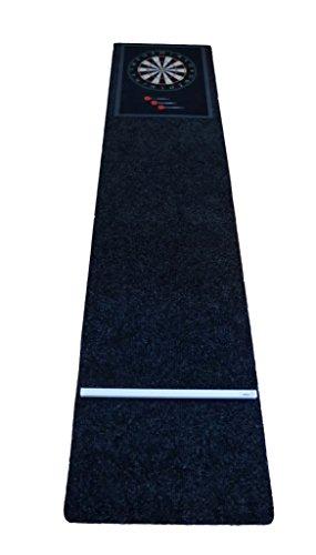 Alfombra Alfombra para Dardos para Dardos de Acero + Velcro Oche + Bouncer Protección