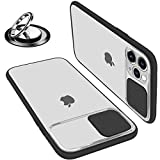 Case With Camera Cover Compatible With iPhone 11 Pro