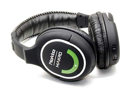 Nokta 2.4 GHz Wireless Headphone for All Detectors with WiFi Feature, Green Edition