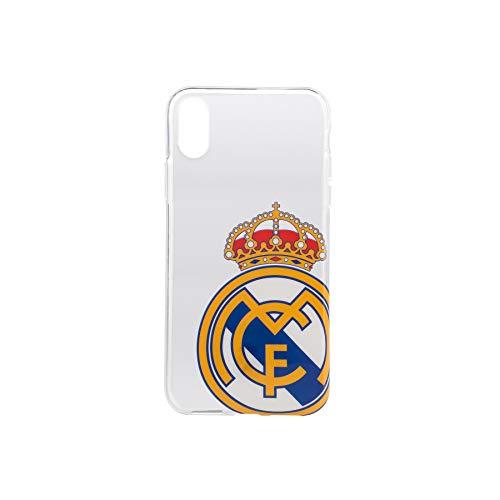 Real Madrid RMCAR016 RMCAR016-Carcasa TPU para Apple iPhone X