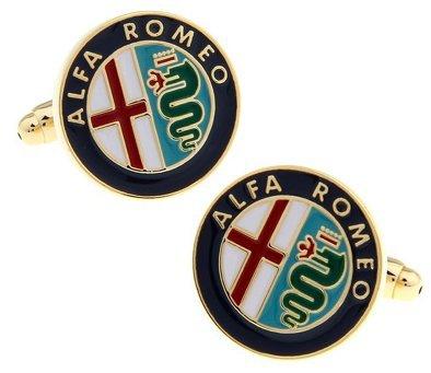 MasGemelos Manschettenknöpfe Alfa Romeo