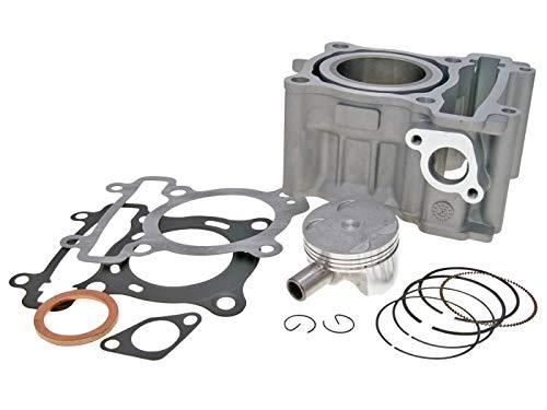Naraku Zylinderkit Zylinder Kolben 125ccm Ersatzteil für/kompatibel mit Yamaha WR 125 X R MT 125 YP YZF-R 125