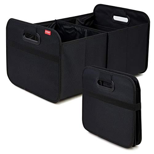 achilles Caja plegable para coche Aquiles, caja plegable para maletero caja para...