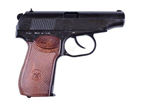 Denix Replik Russische Makarov Pistole Rote Armee Ordonnanzwaffe Selbstladepistole