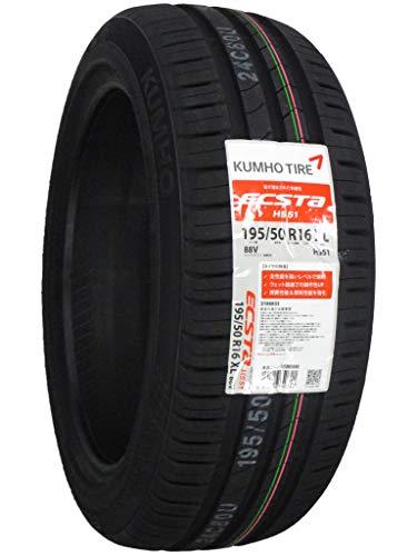 Kumho Ecsta HS51 XL - 195/50R16 88V - Neumático de Verano