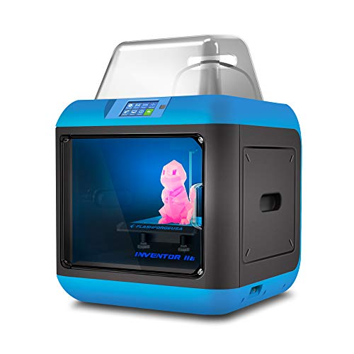 FlashForge Inventor 2S 3D Printer with Curriculum - Best for Home Schooling