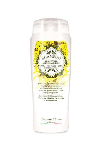 uniest Moisturising Shampoo to Hazel for all hair types–250ml