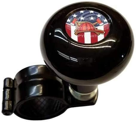 StoreAuto by Black Steering Seasonal Wrap Introduction Wheel Knob Suicide Spinner 55% OFF Handle Tr