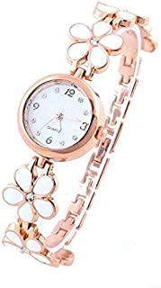 For Women Analog Stainless Steel Watch
