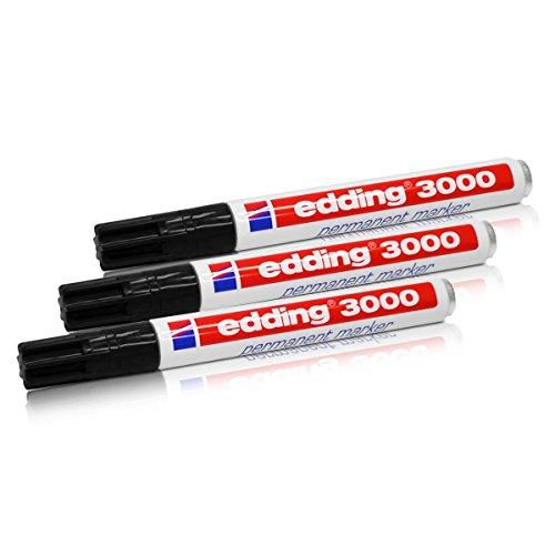 10 x Edding 360 Boardmarker Whiteboardmarker nachfüllbar 1,5-3 mm rot