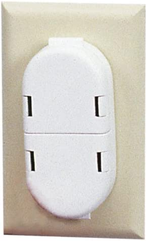 Safety 1st 2 Pack Two-Touch Outlet Covers