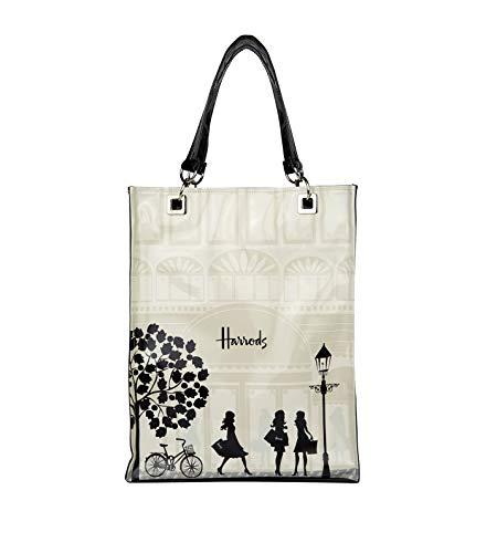 (ハロッズ) Harrods Knightsbridge Ladies Bag,ナイツブリッジレディースバッグ, Mサイズ