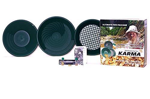 Kit de bateas para oro KARMA