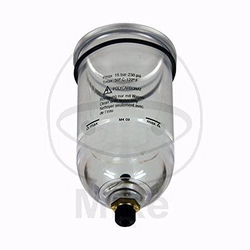 Ersatzglas für Filter DN 15 mit HANDABLASS