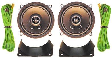 AIV 220815 2-Weg 2-Wege Auto-Lautsprecher