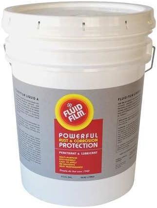 Fluid Film Corrosion Inhibitor 5 gal. Rare Many popular brands Amber Gal