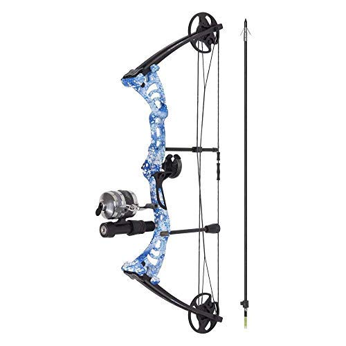 CenterPoint AVCT40KT Typhon Complete Compound Bow Fishing Kit