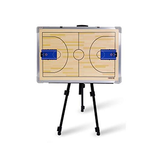 Tablero táctico de voleibol,fútbol,baloncesto,tablero de enseñanza magnético utilizado para el diseño de tácticas de entrenamiento de juego de baloncesto de voleibol piezas de ajedrez magnéticas