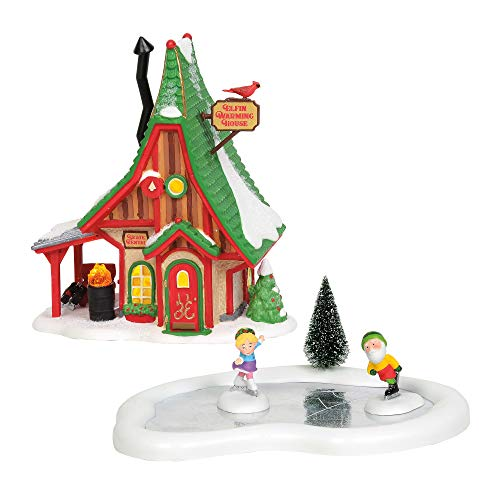 Department 56 North Pole Series Village Skating Party - Set 56 North Pole Series