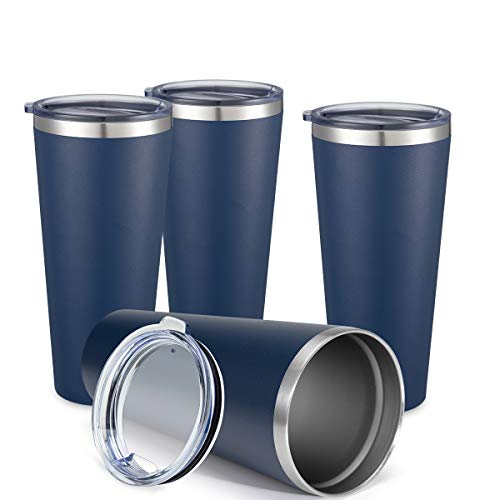 La Mejor Recopilación de Vaso de acero inoxidable los más recomendados. 10