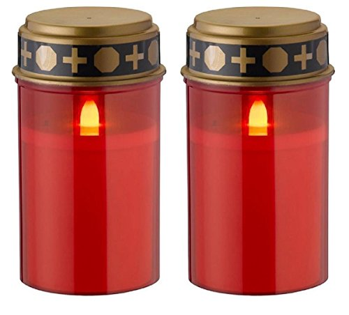 WOFI Grablicht; NACO; Rot; 1 x LED / 0,06 Watt 845901190000