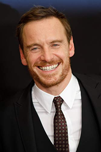 Posterazzi Poster Print Michael Fassbender at Arrivals for Assassin's Creed Premiere AMC Empire 25 New York Ny December 13 2016. Photo by Jason SmithEverett Collection Celebrity (8 x 10)