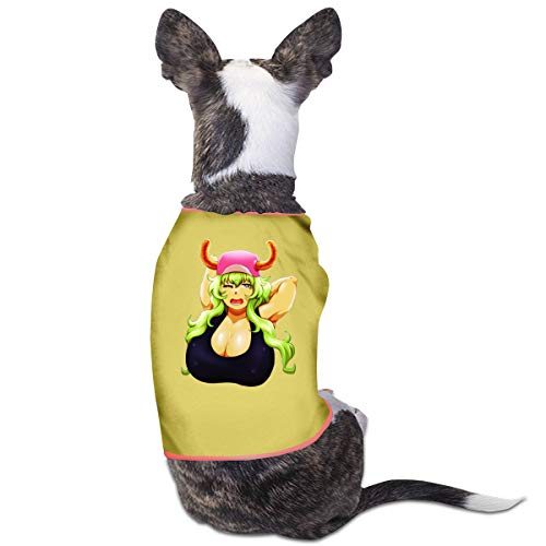 XY Shop Lucoa Busty Bust Pet Service Pet Clothing Funny Dog Cat Costume T-Shirt