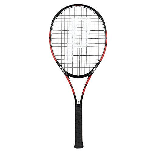 Prince Warrior 100 Racchetta da Tennis Adulto, G3 = 4 3/8