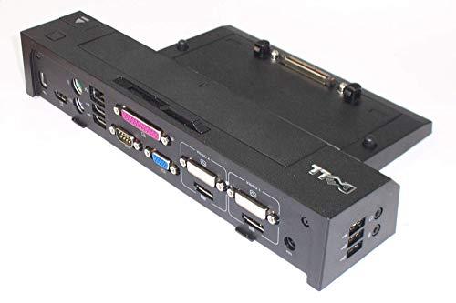 Dell Dockingstation PR02X für Latitude E5550 - E6220 - E6230 - E6320 - E6330 - E6400 - E6410 - E6420 - E6430 - E6440 - E6500 - E6510 - E6520 - E7240 - E7250 - E7270 - E7440 - E7450 (Generalüberholt)