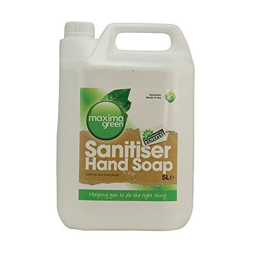 Jabón desinfectante Maxima, 5 L
