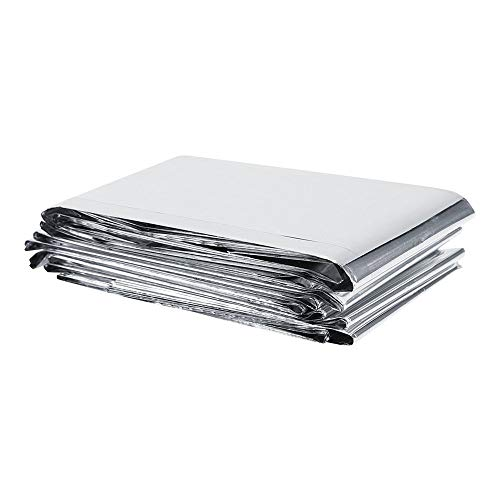 2Pc Plant Reflective Film,82 x 47 inch Silver Plant Reflective Film Garden Grow Light Accessories Greenhouse Reflective Covering Sheets