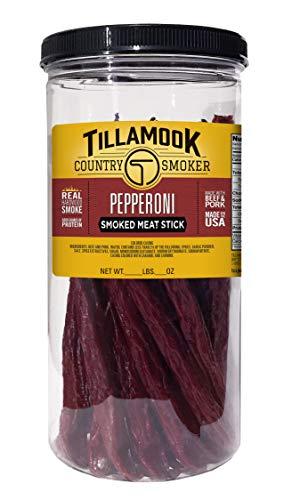 Tillamook Country Smoker Pepperoni Jar (20 ct)