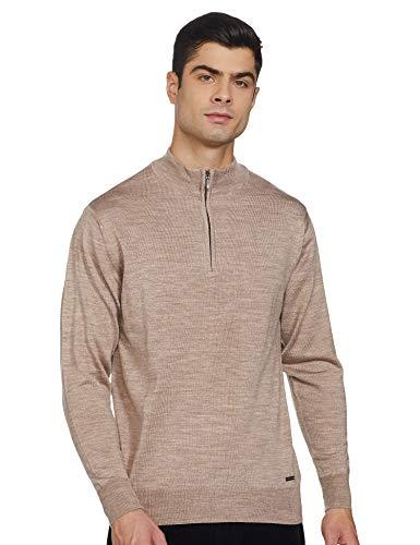 Monte Carlo Men's Pullover (1200523HZ-1102_40_Beige)