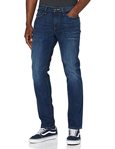 Levi's Men's 511 Slim Jeans, Med Indigo-Worn in, 32W / 32L