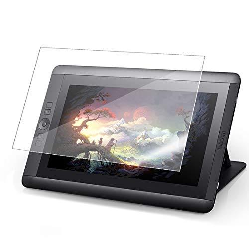 KARYLAX - Protector de pantalla de cristal flexible de dureza 9H, ultrafino 0,2 mm y 100% transparente para tableta gráfica Huion Kamvas Pro 16 Premium