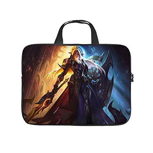 Universal Laptop Computer Tablet,Pouch,Cover for,Apple/MacBook/HP/Acer/Asus/Dell/Lenovo/Samsung,Laptop Sleeve,Fans for L-O-L Leona Fantasy Girl,12inch