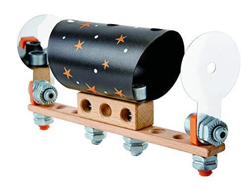 Hape E3034 Optisches Labor Mint-Spielzeug, Experimentierset, Junior Inventor-Erfinden und Experimentieren