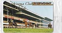 まねき馬SP 02-032 第21回ジャパンCジャングルポケット コレクション