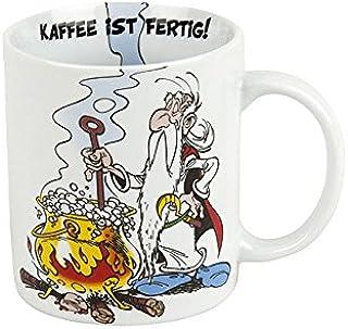 Könitz Mok Asterix - koffie is klaar!