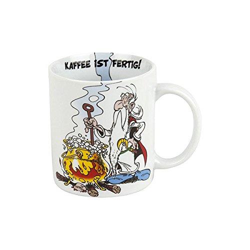 Könitz Becher Asterix - Kaffee ist fertig!