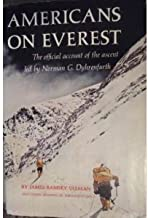 Americans On Everest by Ullman, James Ramsey