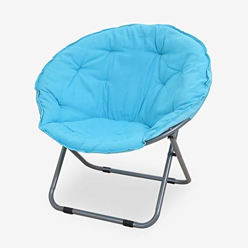 TONG YUE SHOP Chaise Pliante Chaise Longue de Balcon Chaise de Plage Chaise de Sofa créatif Chaise en Fer épais, Chaise en Plastique