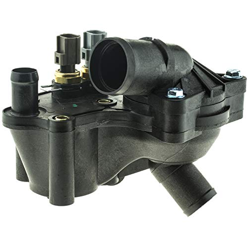 MotoRad TA2062S Thermostat Housing Assembly | Fits select Ford Explorer Sport Trac, Ranger, Mazda B4000