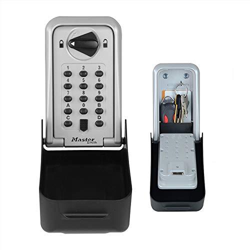 MASTER LOCK Zertifizierte Schlüsseltresor [Extra Large] [Wandmontage] [Wetterfest] - 5426EURD -Extra hohe Sicherheit Schlüsselsafe