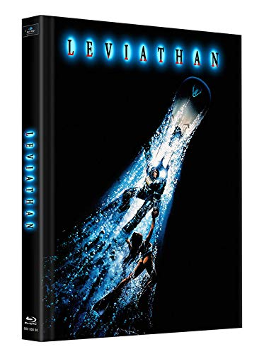 Leviathan - Mediabook Cover C - Limitiert auf 125 Stück (mit Bonus-Blu-ray MUTANT)
