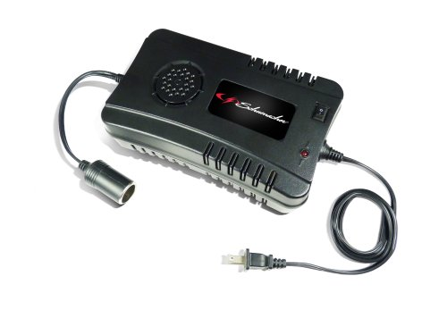Schumacher Power Converter - 15 Amp - Converts AC Travel Products to DC Power